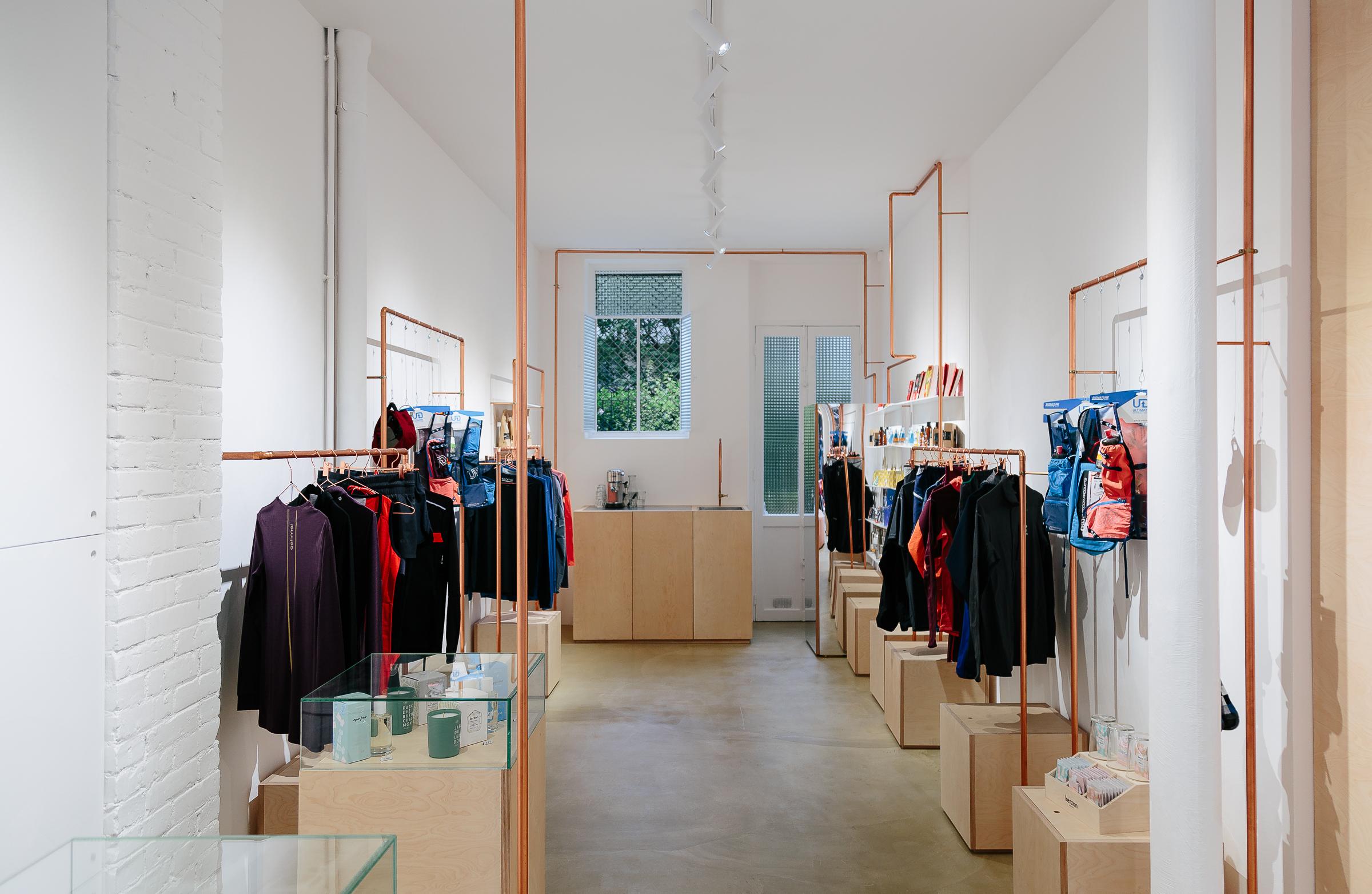 boutique Running Paris
